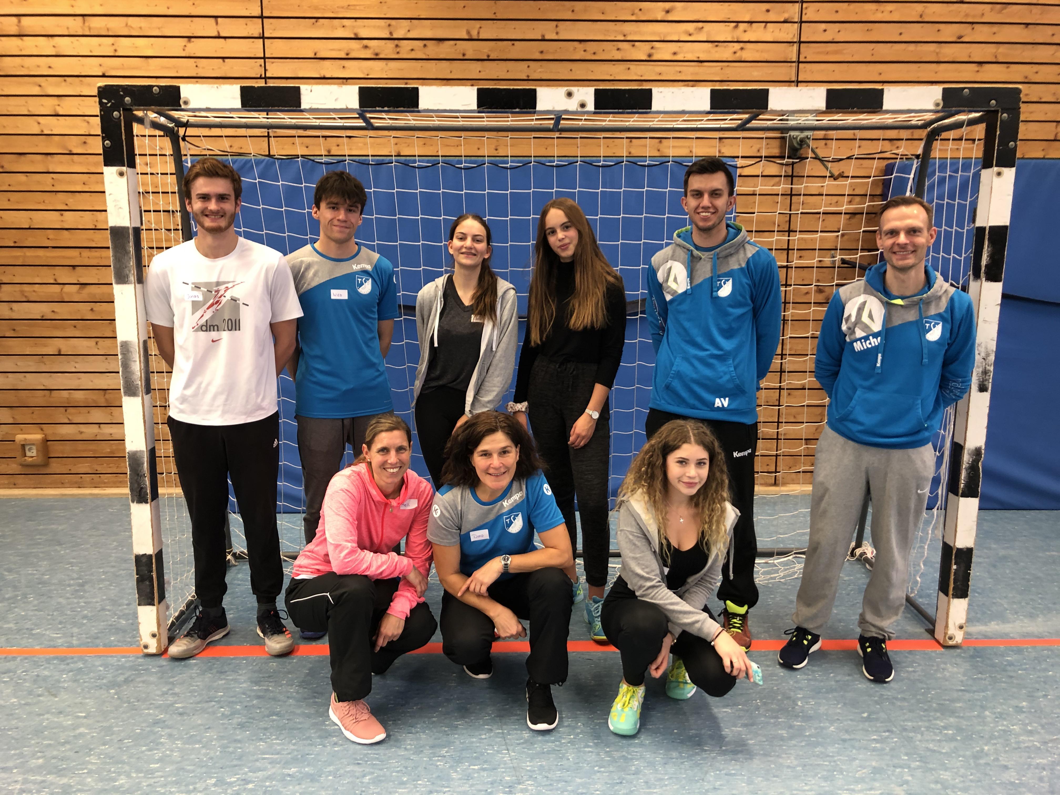TSV Ehningen beim Gärtringer Grundschulaktionstag